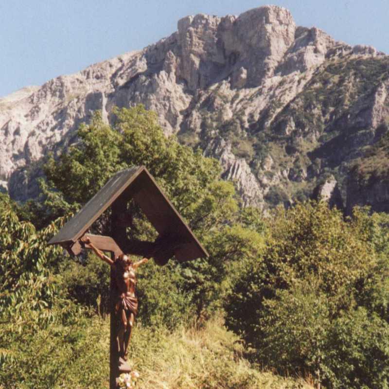 Camposilvano: crocifisso, Pasubio